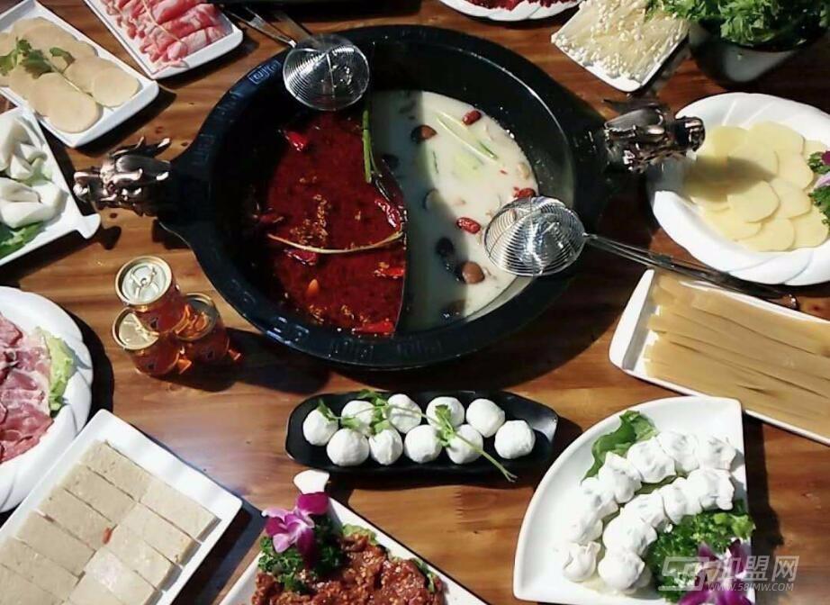 柒桌老火锅