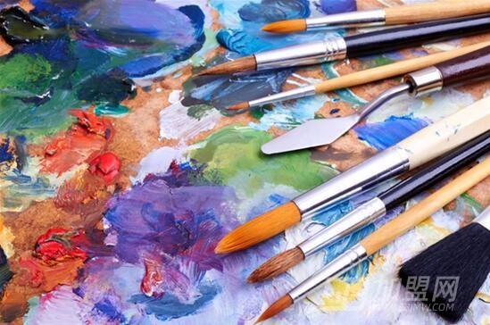 藍多奇國際少兒美術