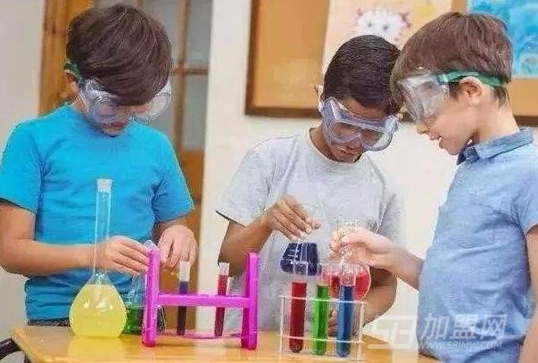思梦迪steam儿童科学体验馆