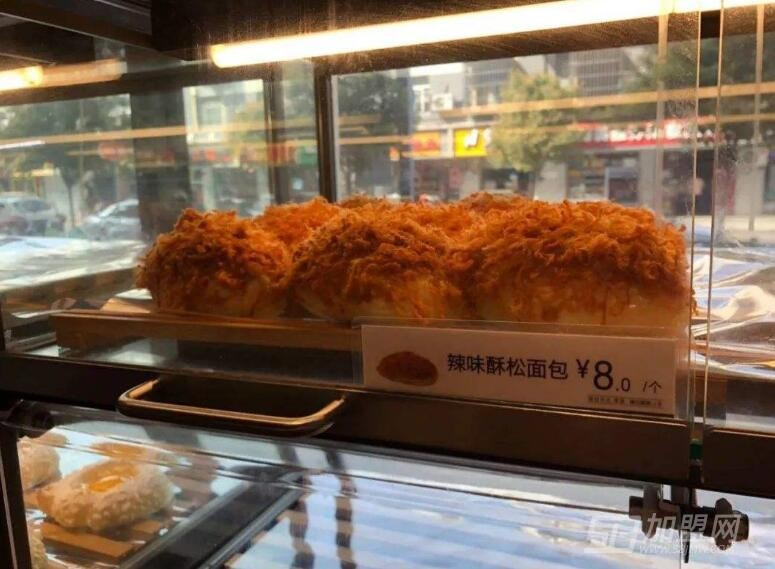 85度C面包