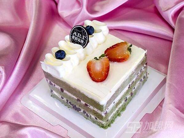 爱的礼物蛋糕