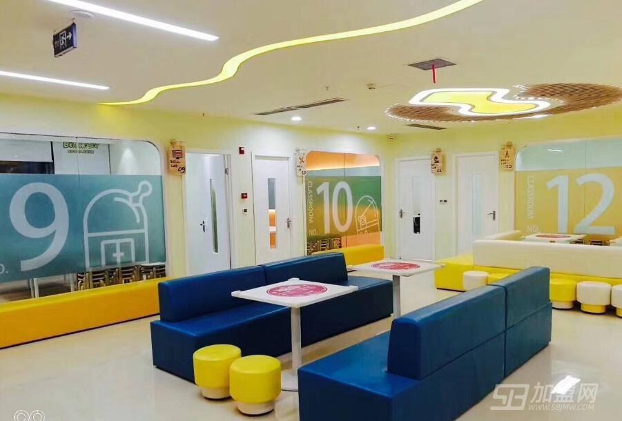 貝爾機器人兒童學院