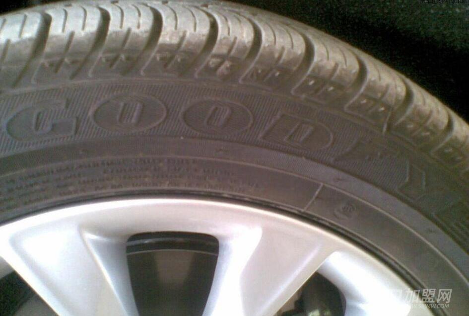 固特異輪胎