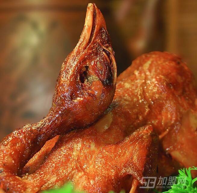 青老頭烤鴿子