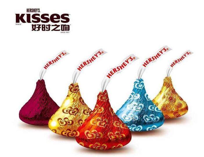 kisses好時巧克力