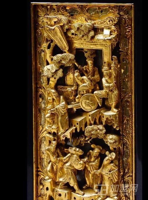 巨匠木雕工藝品