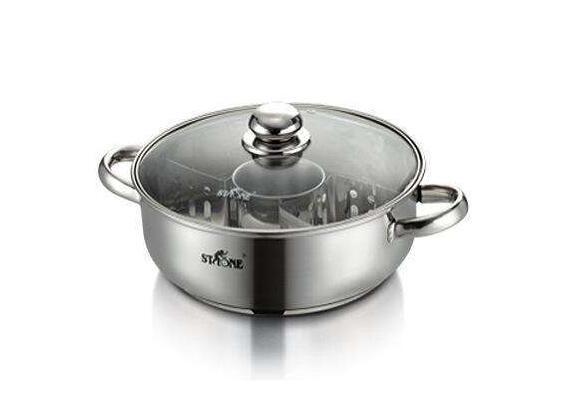 司頓雙層蒸湯鍋