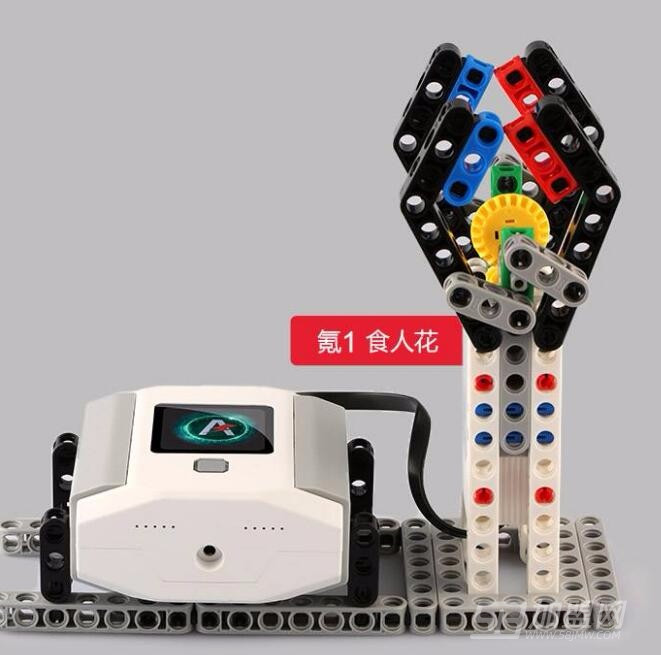 1號全腦機器人教育
