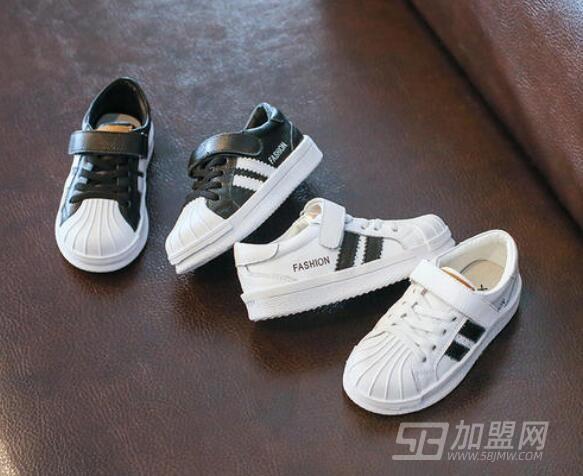 小米步童鞋