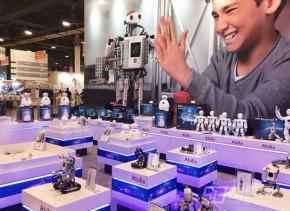 加盟能力風暴機器人,迅速的開啟自己的成功之路!