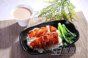 藍與白中式快餐分析快餐店成功的3個竅門