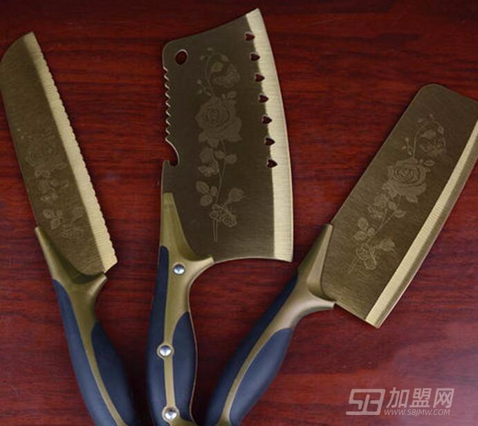 百年薔薇刀具