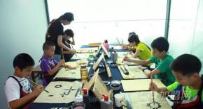 汉翔书法教育:如何让更好更有兴趣?
