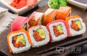 N多寿司亮相中国特许加盟展,深受众人青睐
