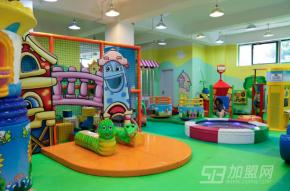 奇樂兒兒童樂園加盟,成本較低市場好!