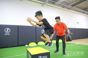 儿童体能训练馆加盟哪家好?冠体少儿体能优势多!
