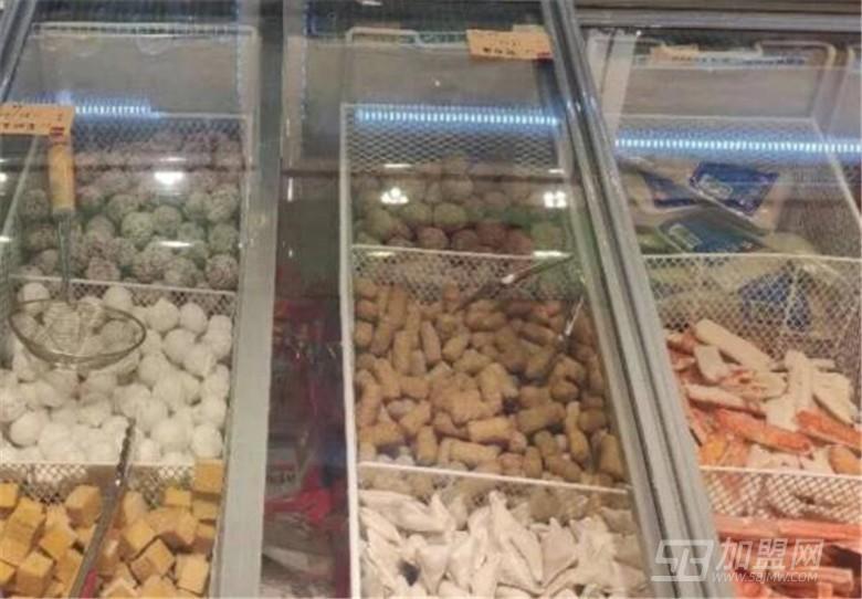 青膳煌火锅食材超市加盟