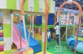 爱乐游儿童乐园加盟4点优势,让你的孩子全面发展
