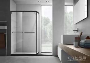 德立卫浴:知名的淋浴房品牌