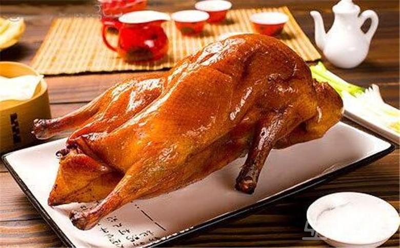 京脆香烤鸭