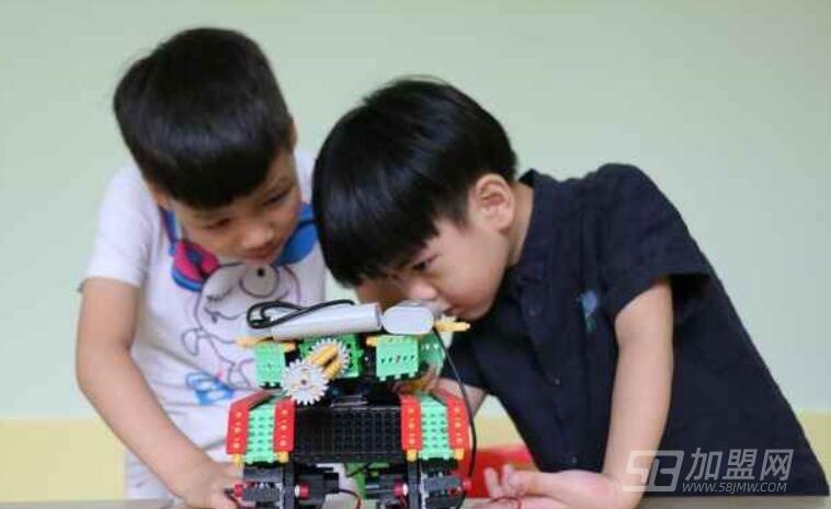 機器人教育加盟