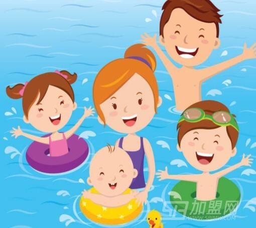 悠卡乐婴儿游泳馆加盟