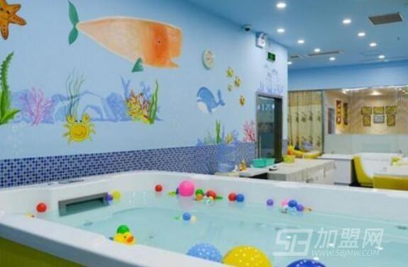 童来福婴儿游泳馆加盟