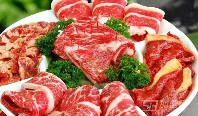 汉江烤肉加盟
