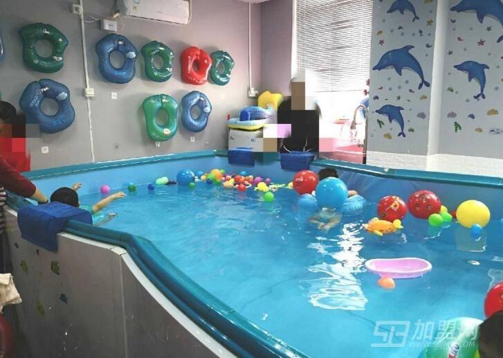 花漾妈咪婴儿游泳中心加盟