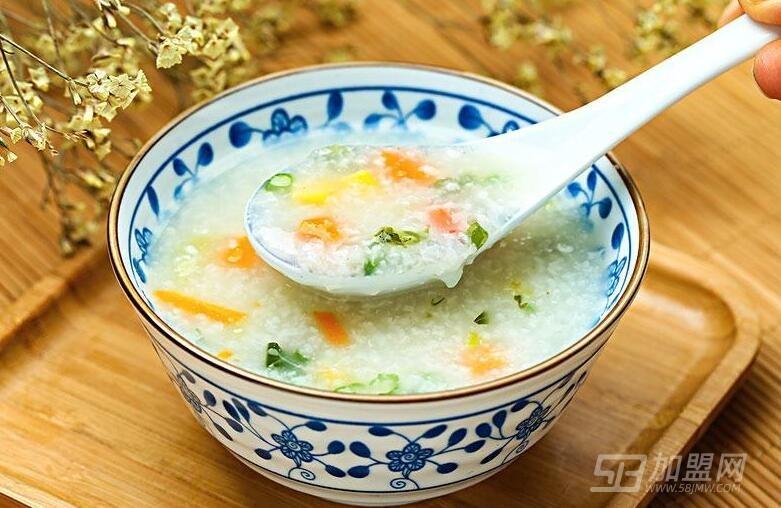 杜师傅营养粥加盟