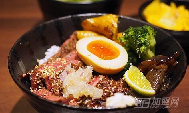 淡路屋丼日式烧肉饭加盟