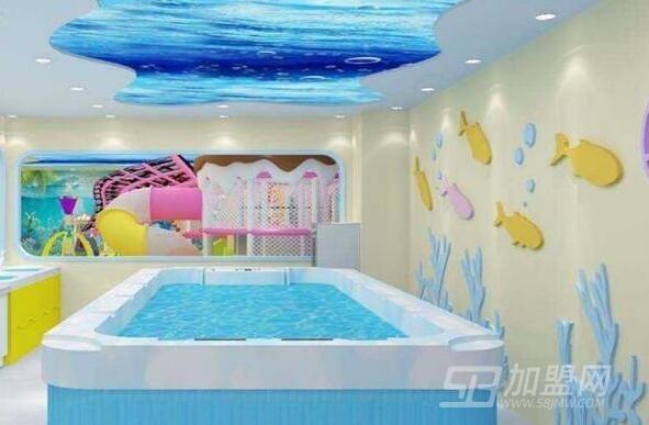 乐响宝贝婴幼儿游泳教育