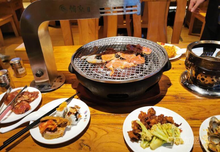 韓京自助烤肉加盟