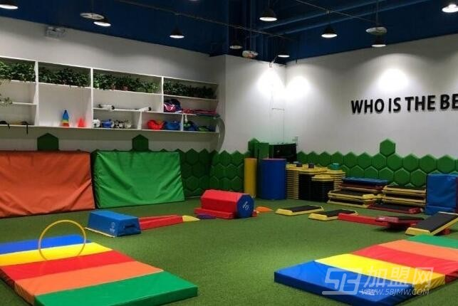 能量鹰儿童运动馆
