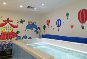 愛多多嬰兒游泳館,創業的好項目