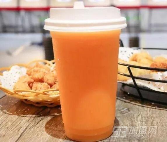 大卡杯奶茶加盟