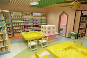 想開一家母嬰生活館,需要花費多少錢?
