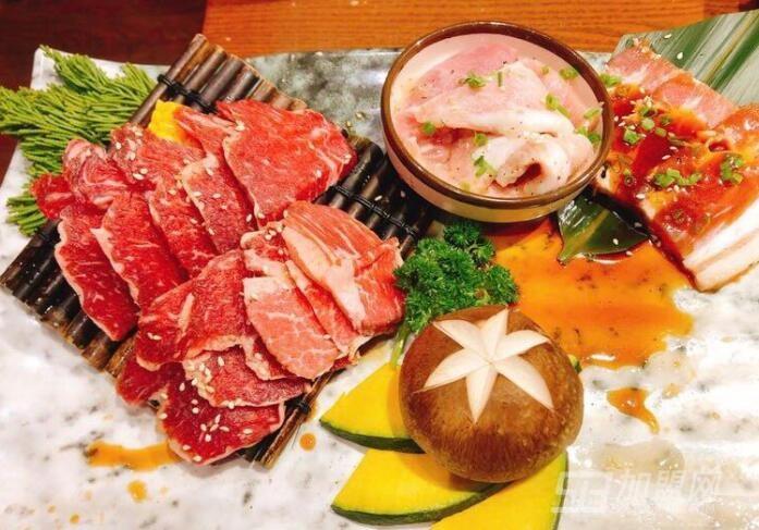 金柚子韩国烤肉加盟