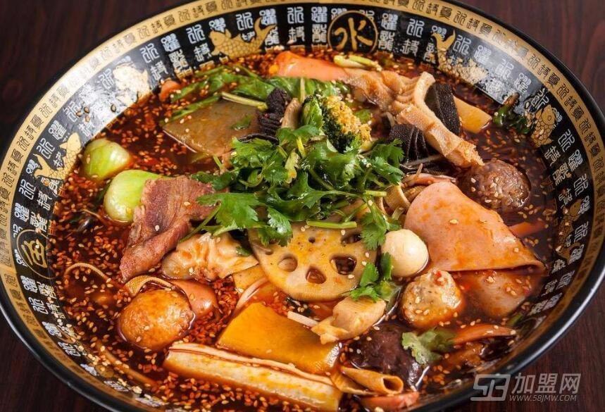 杜知味冒菜