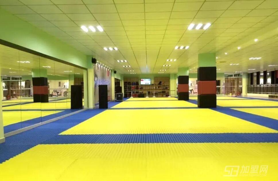广和国际跆拳道