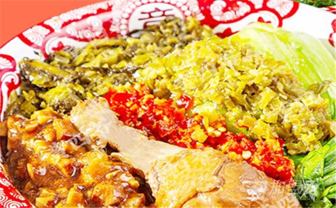 黃四爺剁椒拌飯